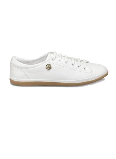 U.S. Polo Assn. Jojo 1Fx Kadın Sneaker Beyaz